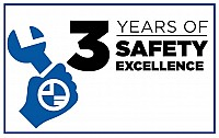 3 Years Of Safety Excellence New