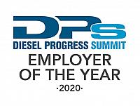 Diesel Progress Employer of the Year Icon