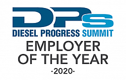 Diesel Progress Employer of the Year Icon
