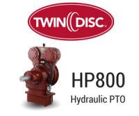 Twin Disc HP 800