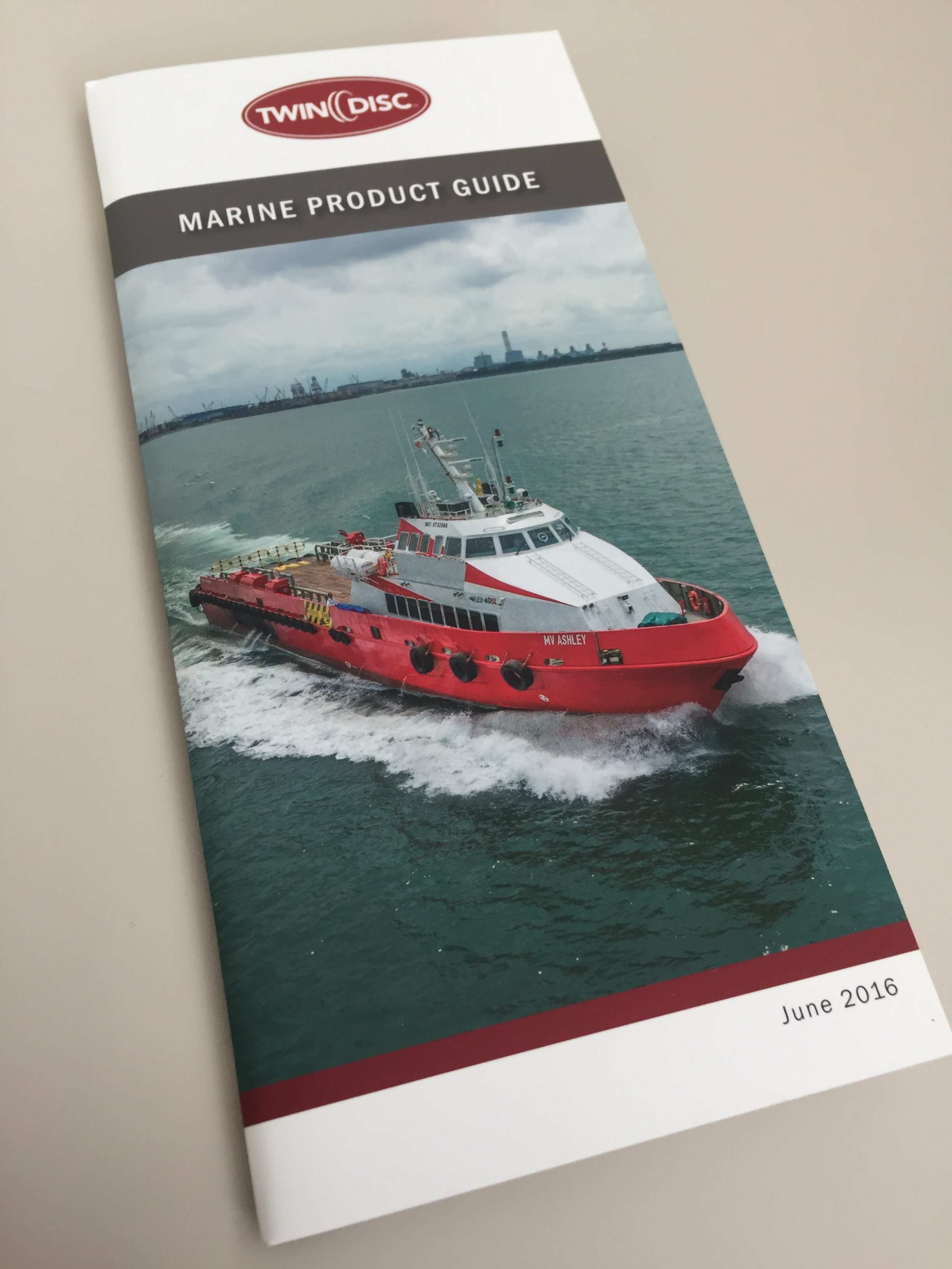 Marine Product Guide 2016