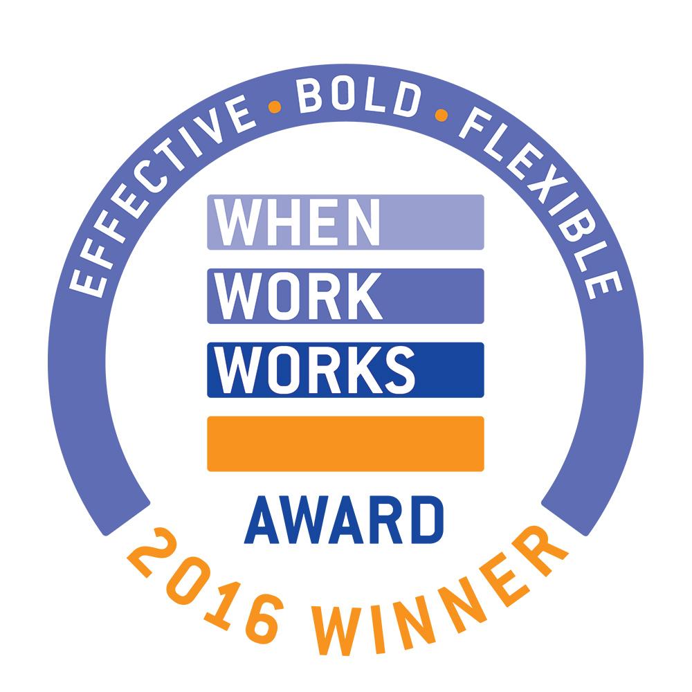 When Work Works Award 2020