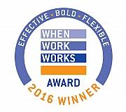 Palmer Johnson When Work Works Winner 2016