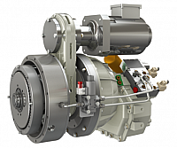 Hybrid Electric Marine Propulsion System
