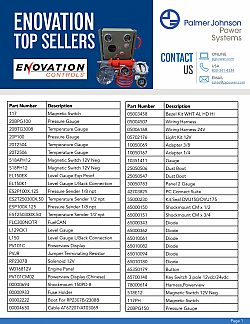 Enovation Top Sellers Catalog 1st page 221