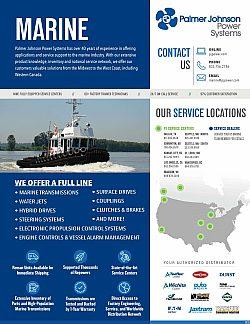 PJ Marine Linecard