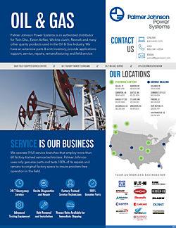 PJ Oiland Gas Linecard 0421