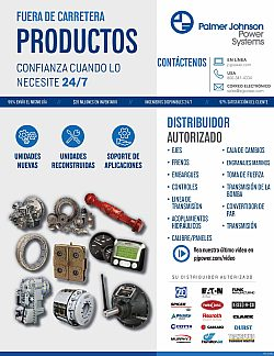 PJ Products Linecard Spanish