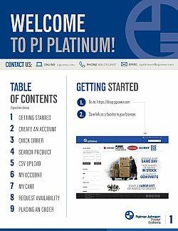 Palmer Johnson Welcome to PJ Platinum Final