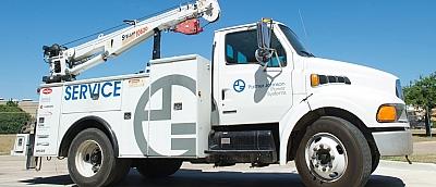 Polk Diesel service