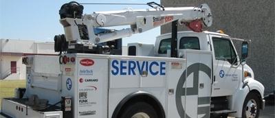 PJ Field Service Truck