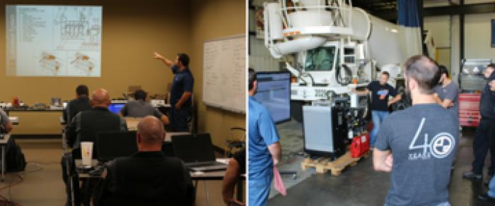 Diesel Engine Service Training