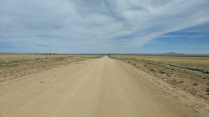 Tour Divide Route