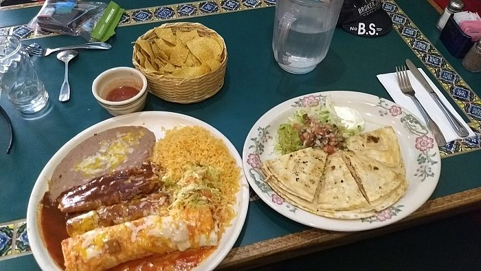 Tour Divide Food
