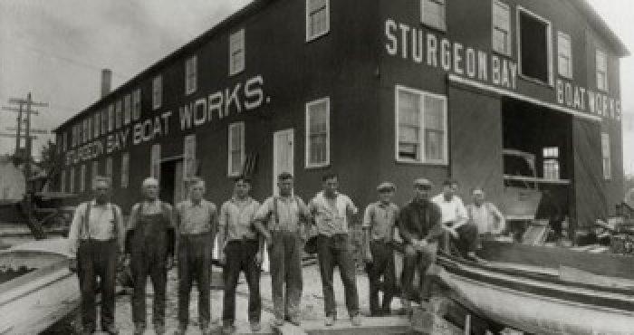 Sturgeon Bay Boat Works   PJ Power