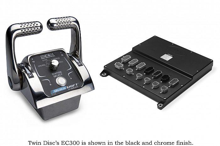 EC300 Control System