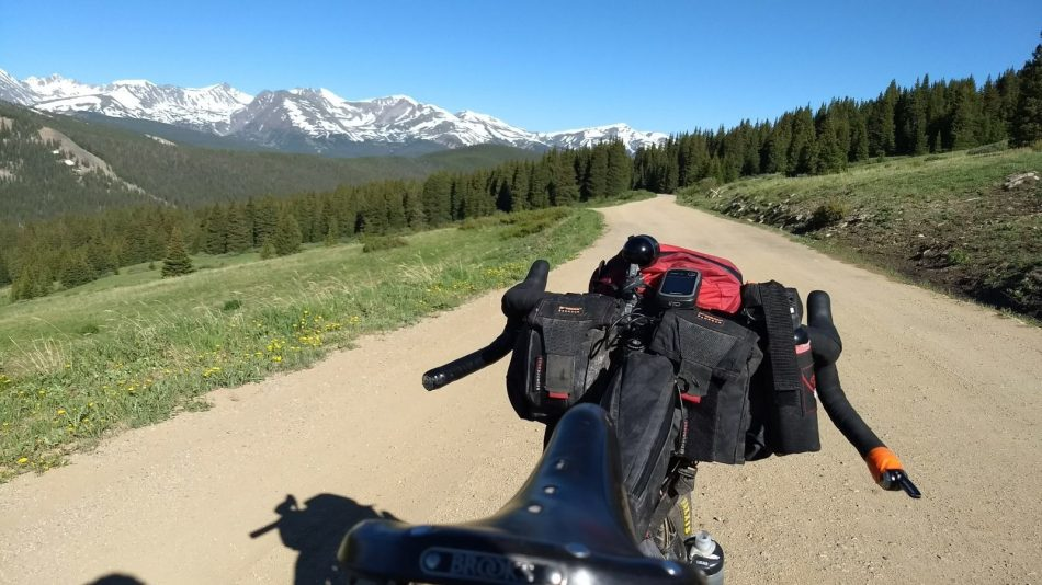 Tour Divide Route