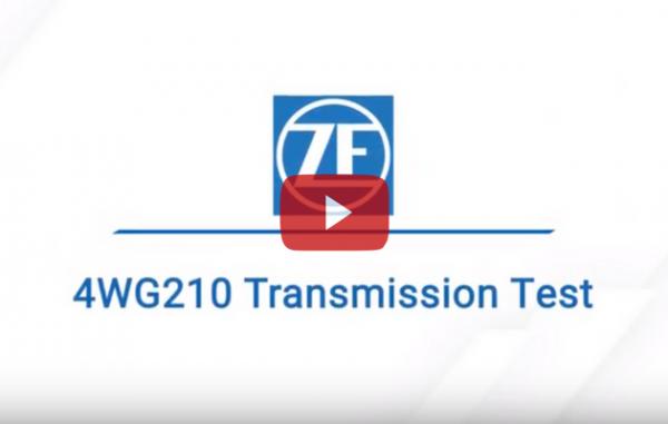VIDEO - ZF Transmission Test | Palmer Johnson Power Systems
