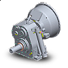 Cotta AR2053A Speed Reducers