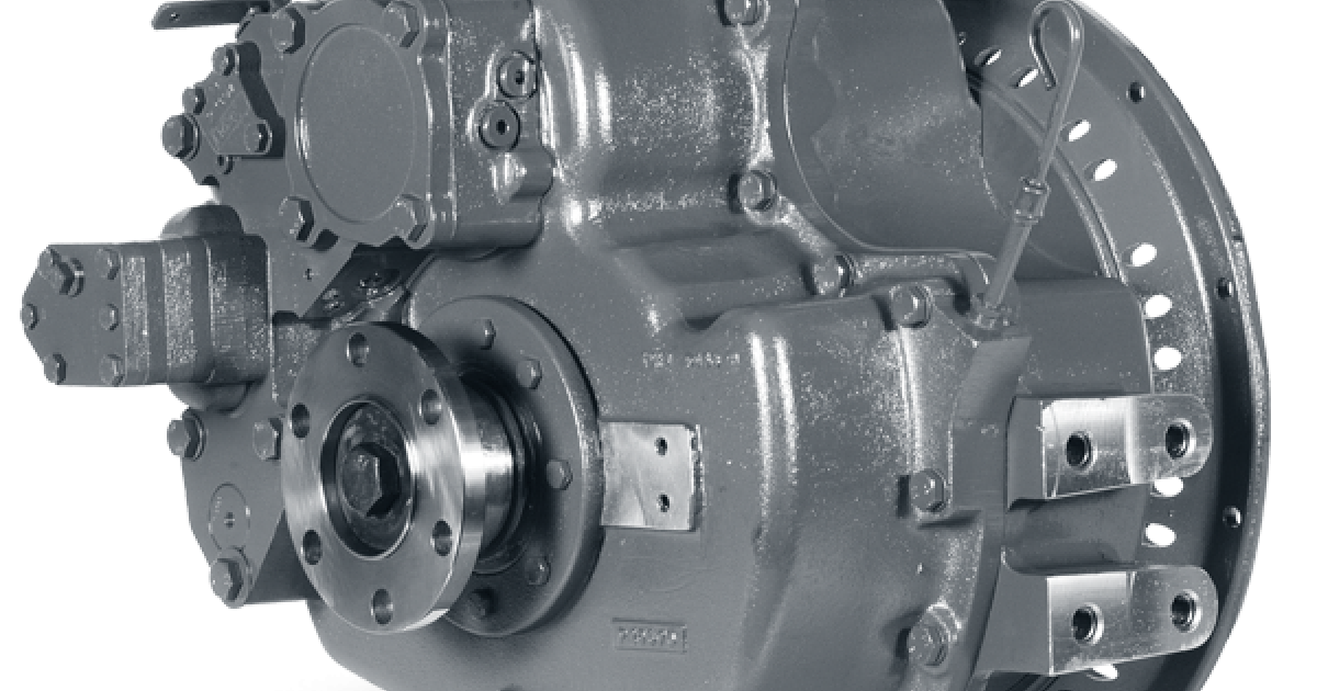 Twin Disc MG-5075 Marine Gear | Palmer Johnson Power Systems