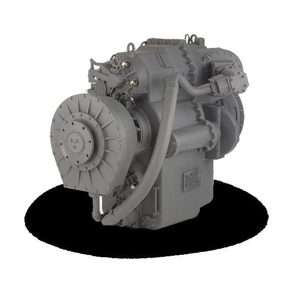 Twin Disc 7600 Series Transmission | Palmer Johnson Power…